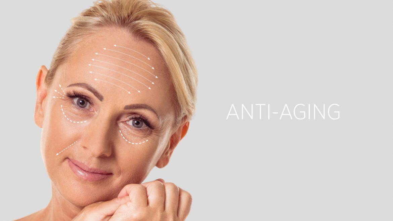 Ozon İle Anti-Aging