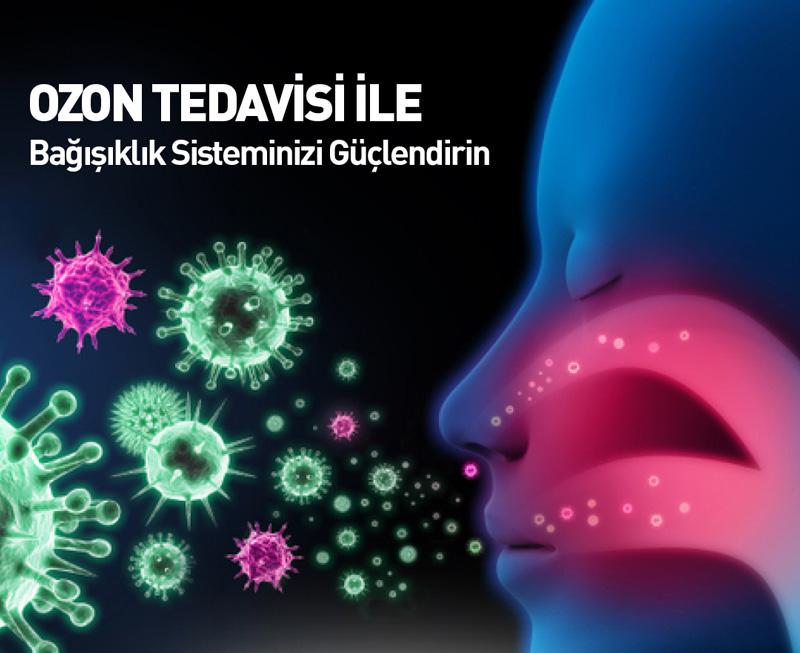 Ozon ile Bağışıklık Sistemi Güçlendirilmesi