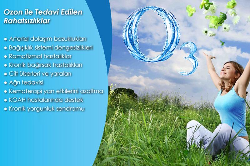 Ozon Tedavisi-Genel Bilgiler