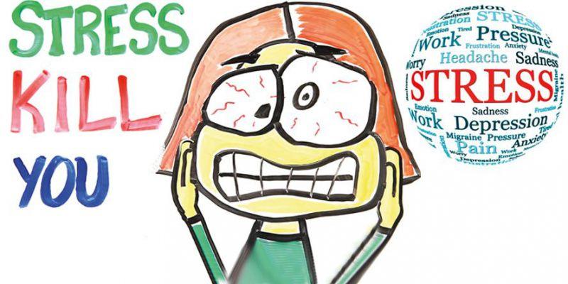 Kronik Stres Ve Hastalıklar